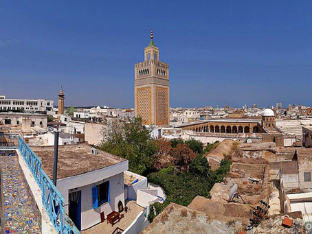 Tunisia in a Month (Part 1): Overview & Tunis