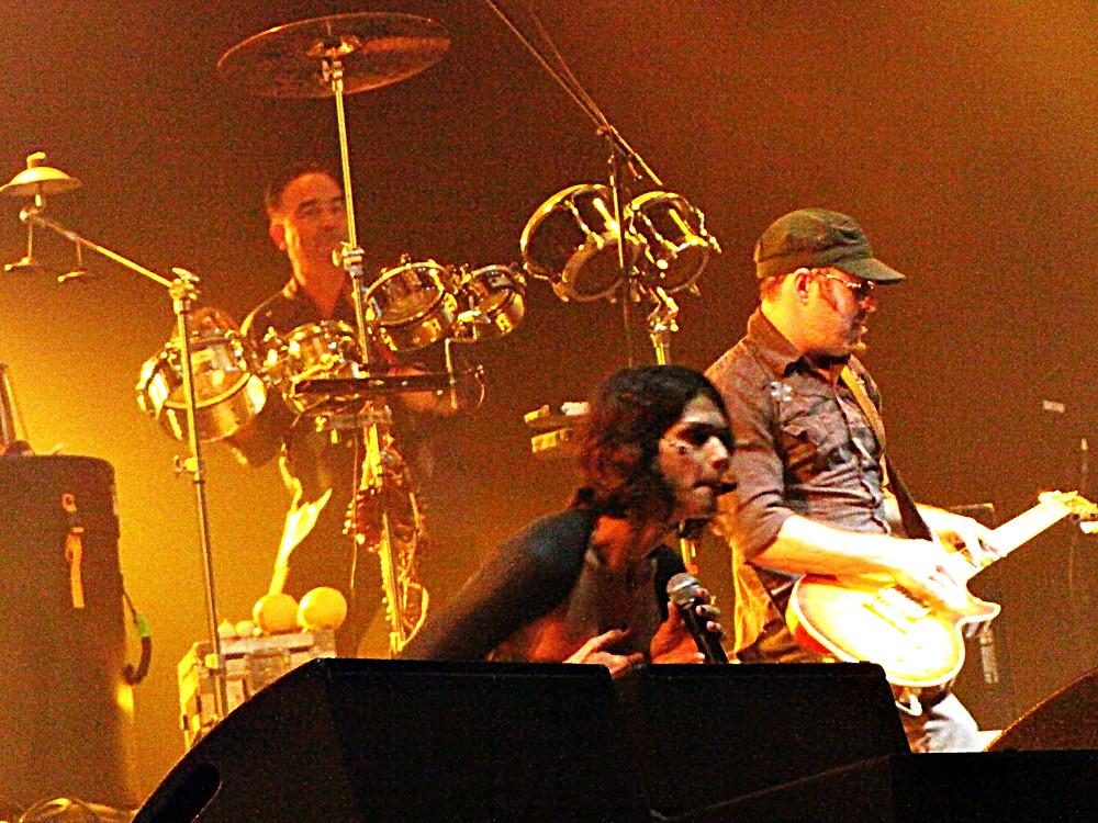 Thievery Corporation, Selector Festival, Krakow, 2010
