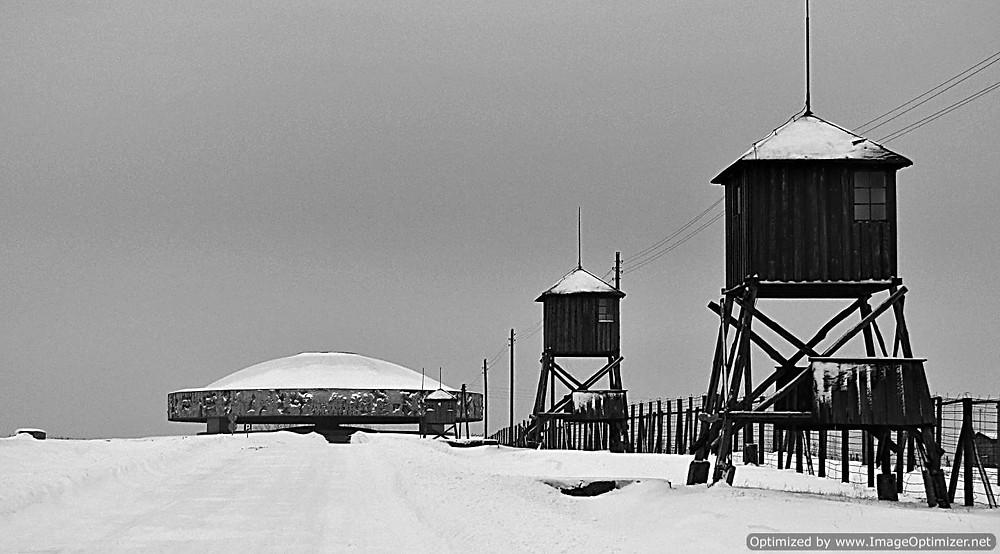 Majdanek concentration camp, Lublin