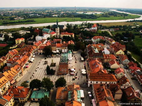 A Short Guide to Sandomierz