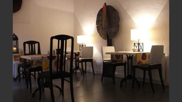 Żielona Kuchnia's interior