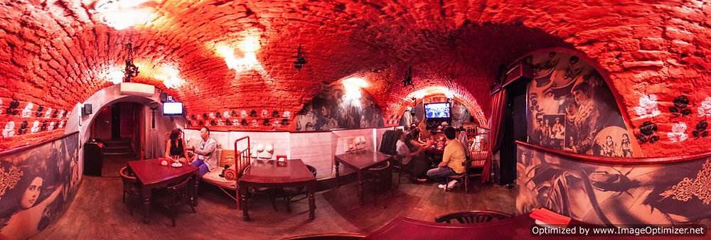 Masoch Cafe, Lviv