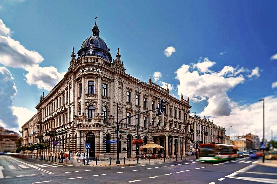 Grand Hotel Lublianka, Lublin