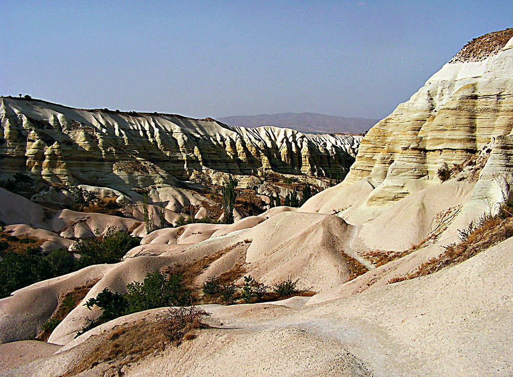 The Valley of the Roses, Cappadocia, central Turkey