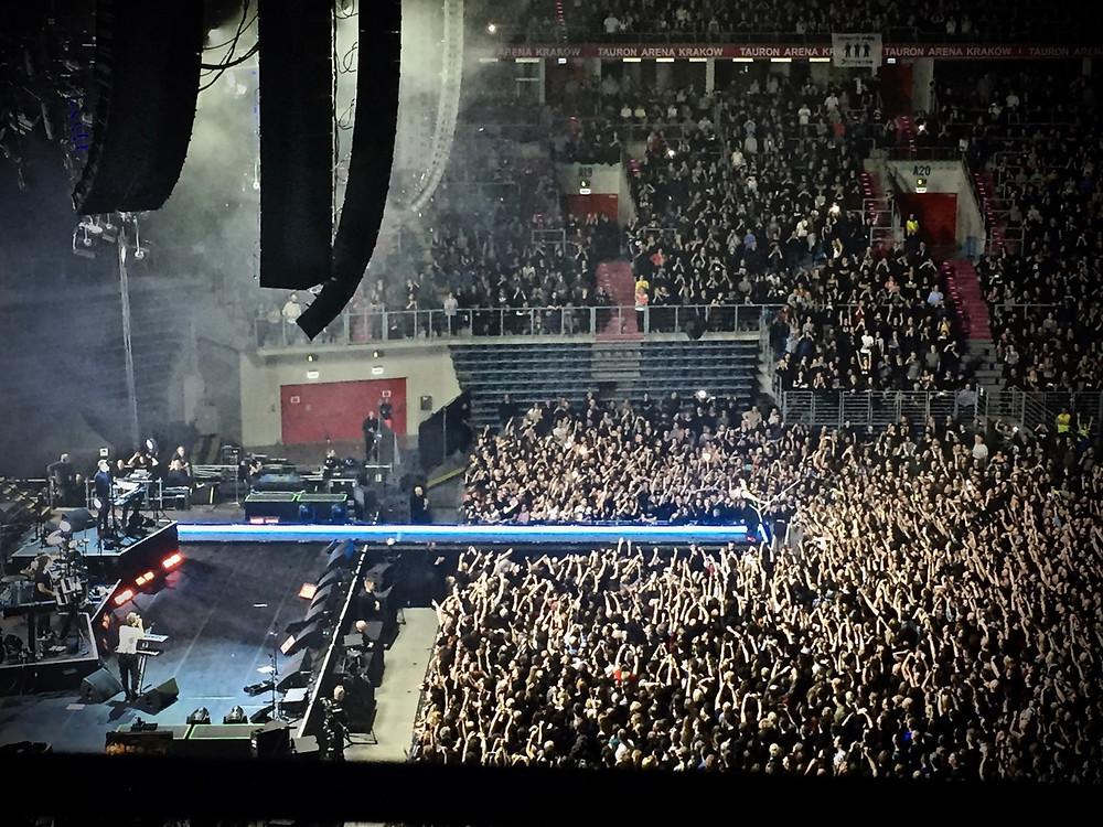 Depeche Mode, Tauron Arena, Krakow