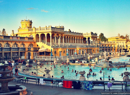 Dipping Into Budapest's Thermal Baths