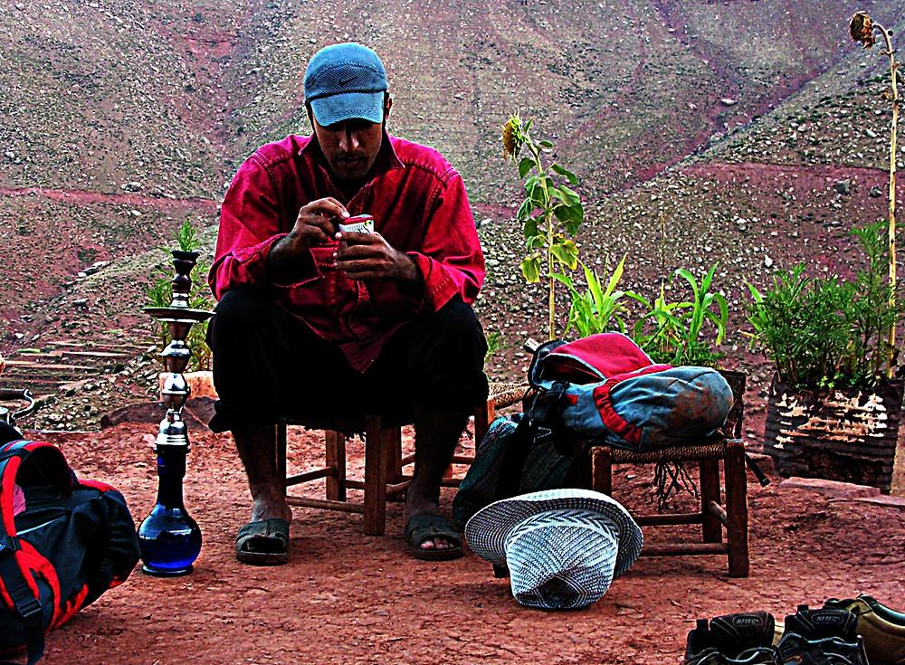 Atlas mountain guide