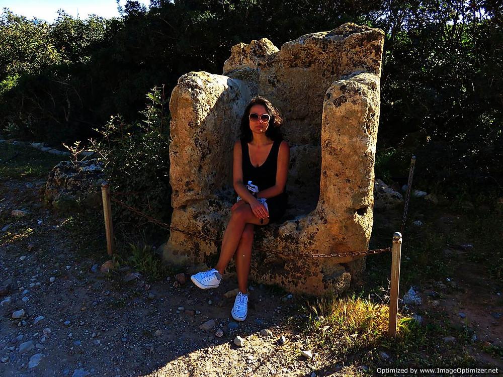 Ancient Falasarna, western Crete