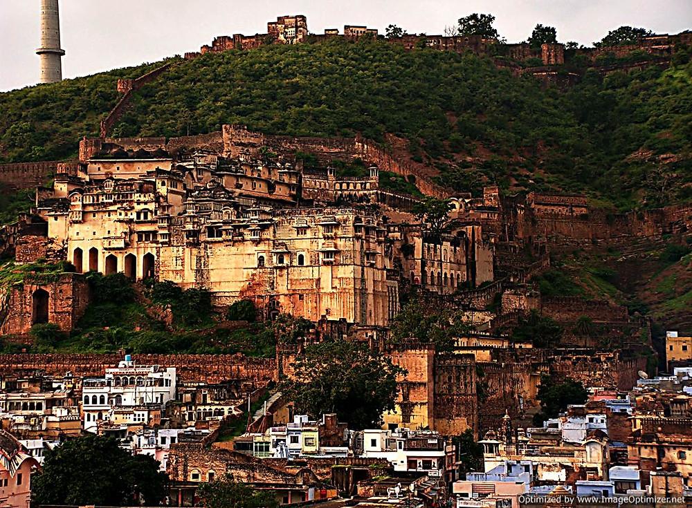 Taragarh Fort, Bundhi, Rajasthan