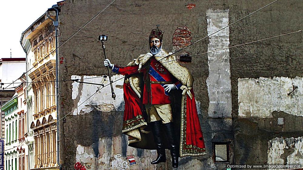 Street art, Olomouc
