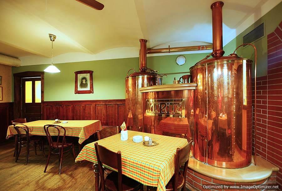 Moritz gastro-pub, Olomouc