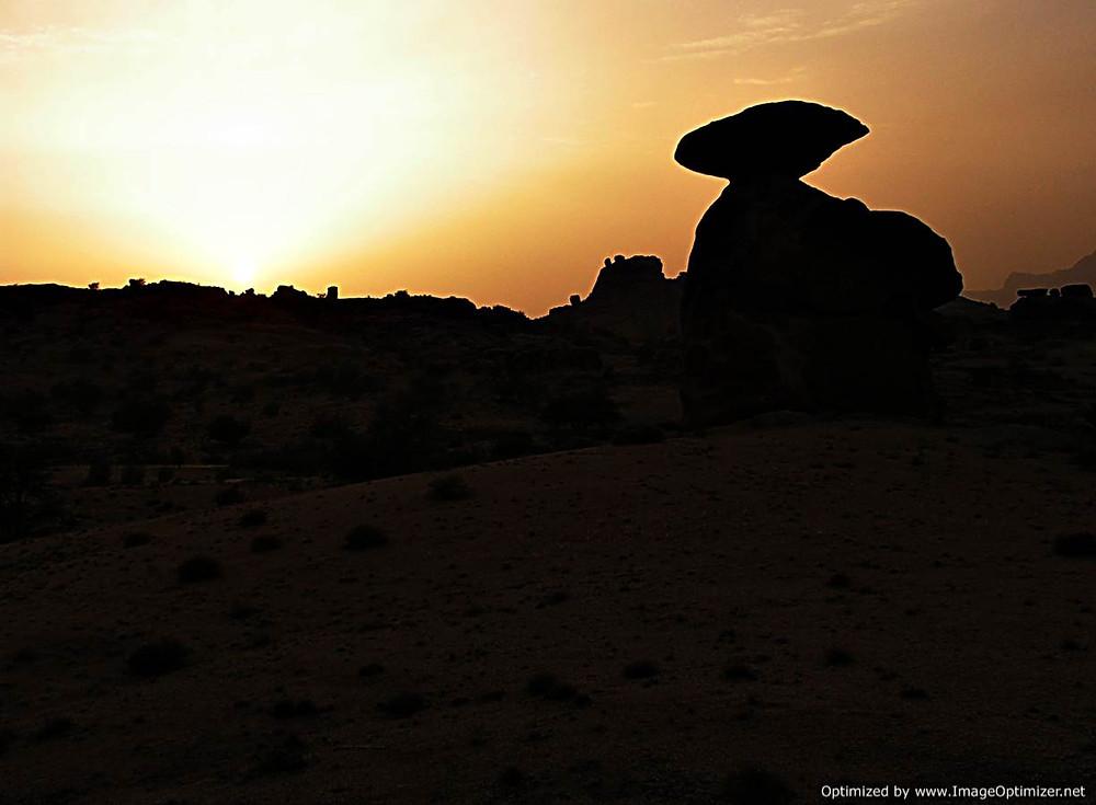 Tafraoute area, Anti-Atlas, Morocco