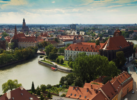 A Short Guide to Wroclaw's River Odra and Islands