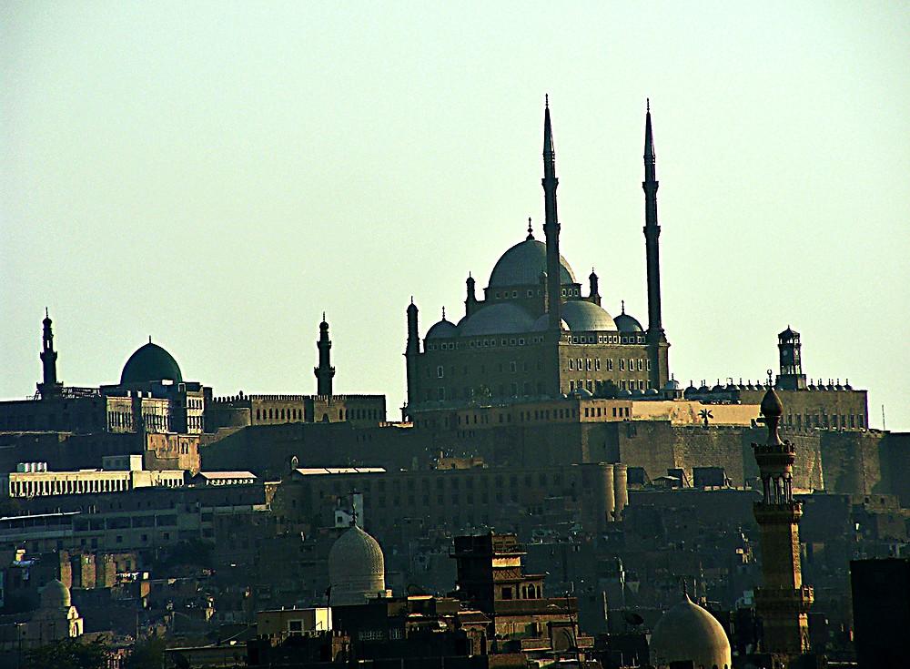 Salah el Din al Ayouby Citadel, Cairo, Egypt