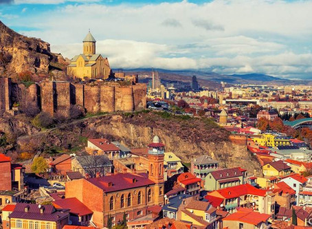 A Short Guide to Tbilisi