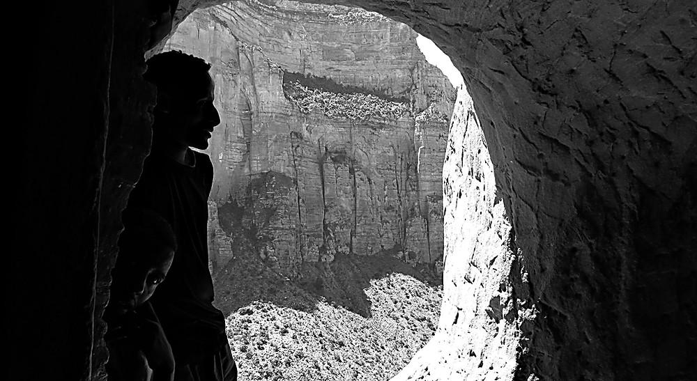Abba Yohani Cave Monastery, Tigray, Ethiopia