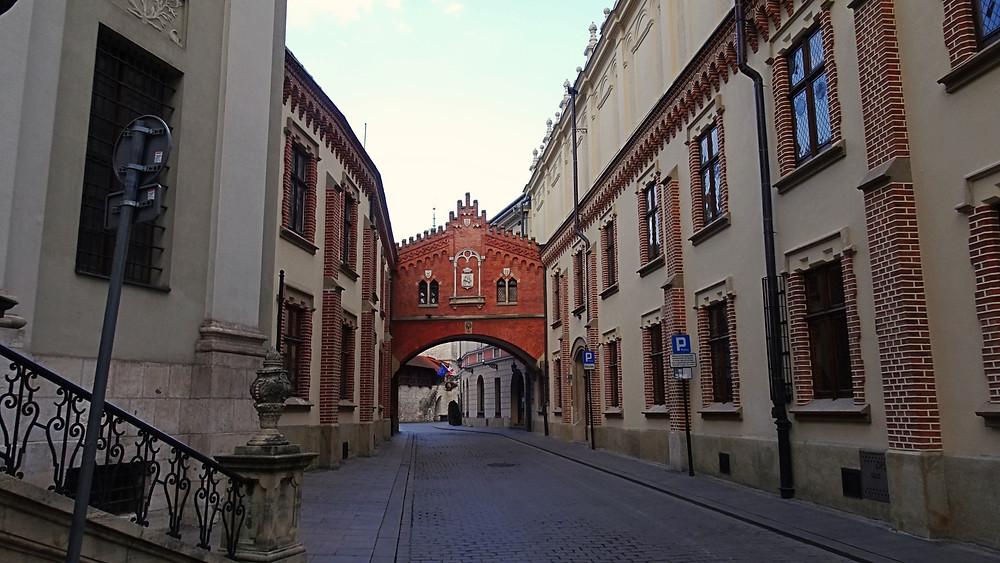 Ulica Pijarska, Krakow