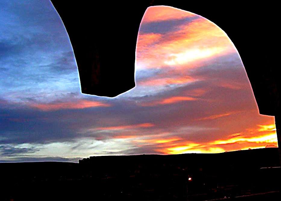 Sunset at Tarroudant, Morocco
