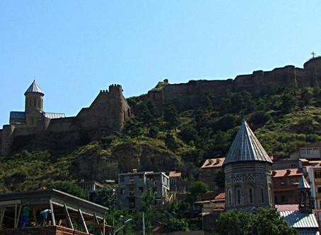Caucasian Daze (Part 1/9) - Georgia: Tbilisi's Faded Elegance