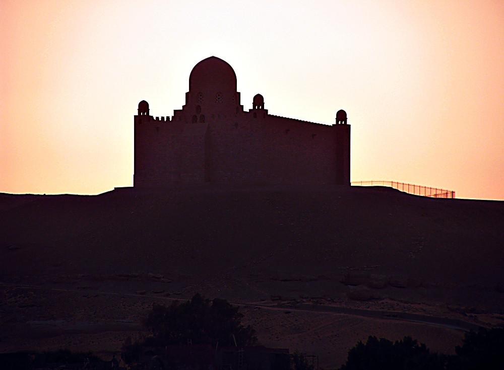 St. Simeon Monastery, Aswan, Egypt