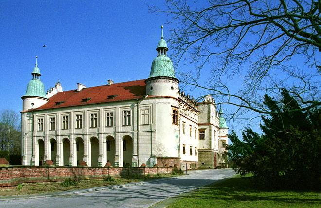 Baranów Sandomierski Palace
