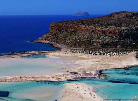 Western Crete in a Week (Part 3/3) - The Beaches: Falasarna, Elafonisi & Balos