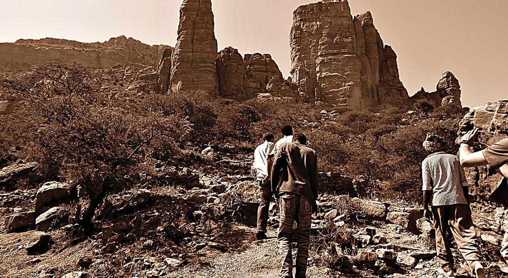Tigray scenery, northern Ethiopia