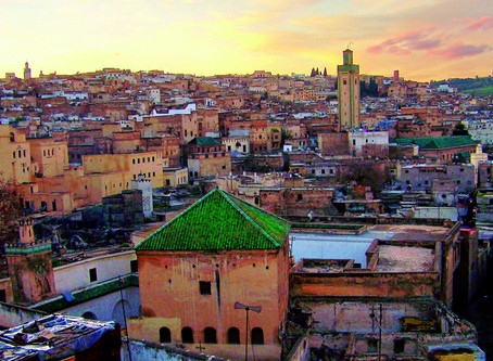 Morocco in a Month (Part 5/6) - Midelt, Azrou, Meknes and Fes