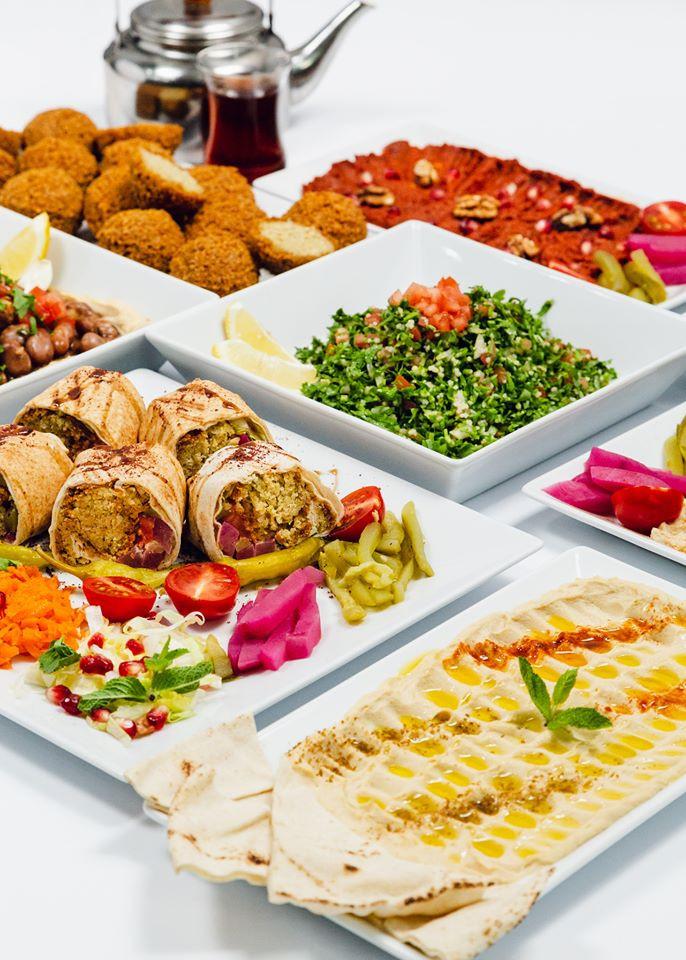 Sham Falafel - food