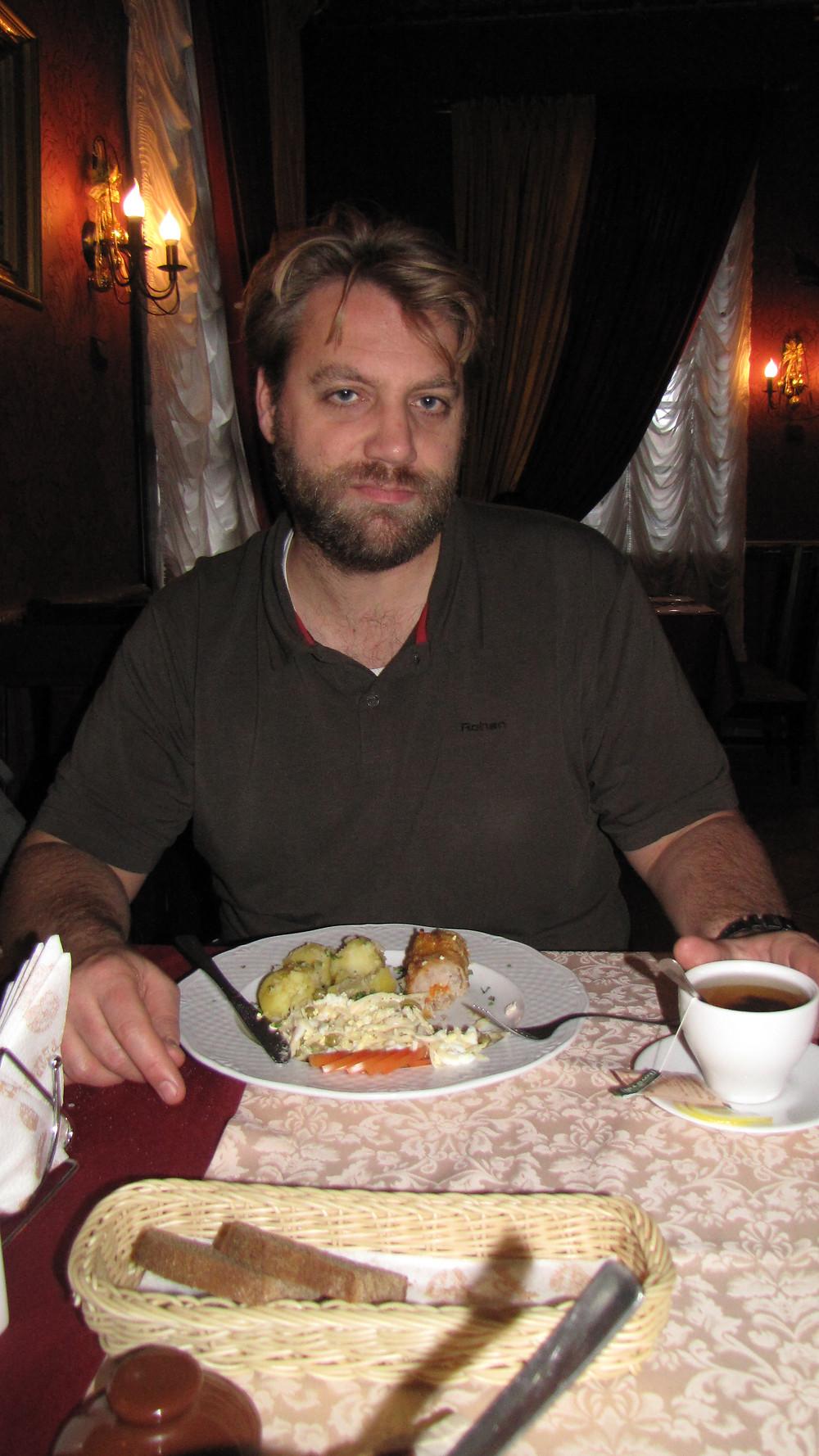 Belarusian cuisine, Grodno, Belarus