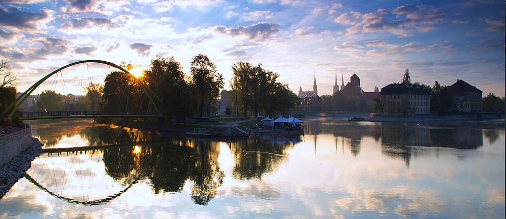 Wyspa Słodowa, Wroclaw