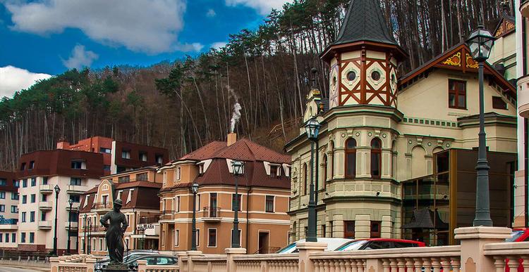 Trencianske Teplice, Slovakia