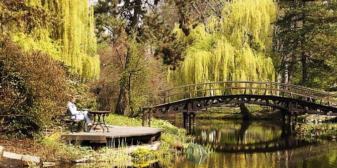 Botanical Gardens, Wroclaw
