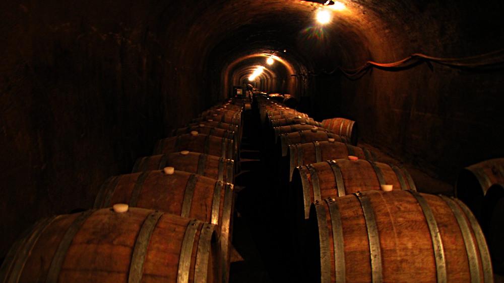 Kakheti wine cellar, Georgia
