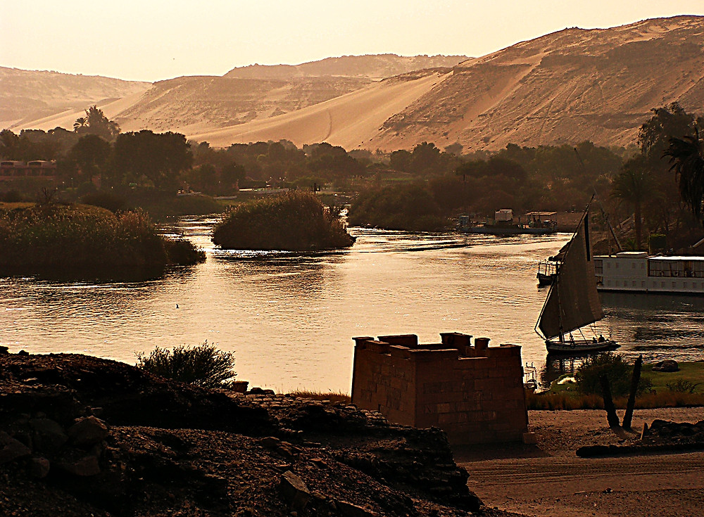 'The Cataract', Aswan, Egypt