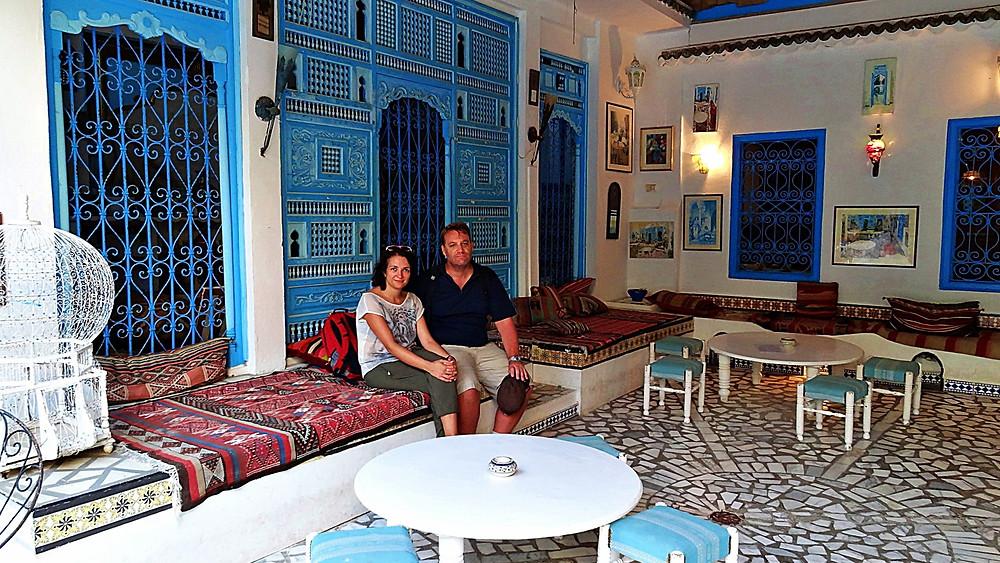 Museum Dar el-Annabi, Sidi Bou Said, Tunisia