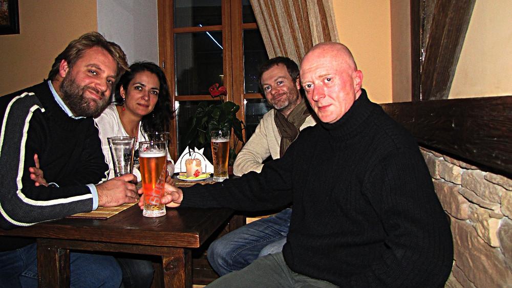 Pub in Vitebsk, Belarus