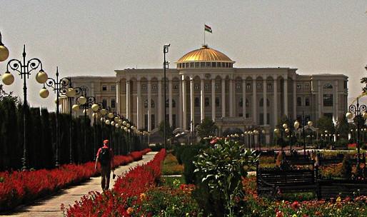 Presidential Palace, Dushanbe, Tajikistan