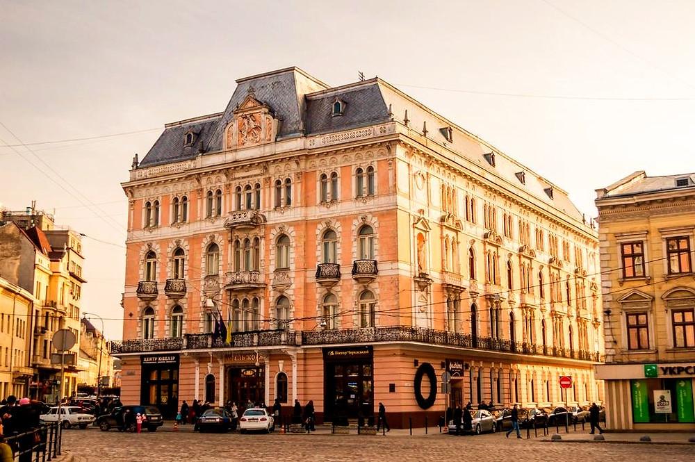 The George Hotel, Lviv