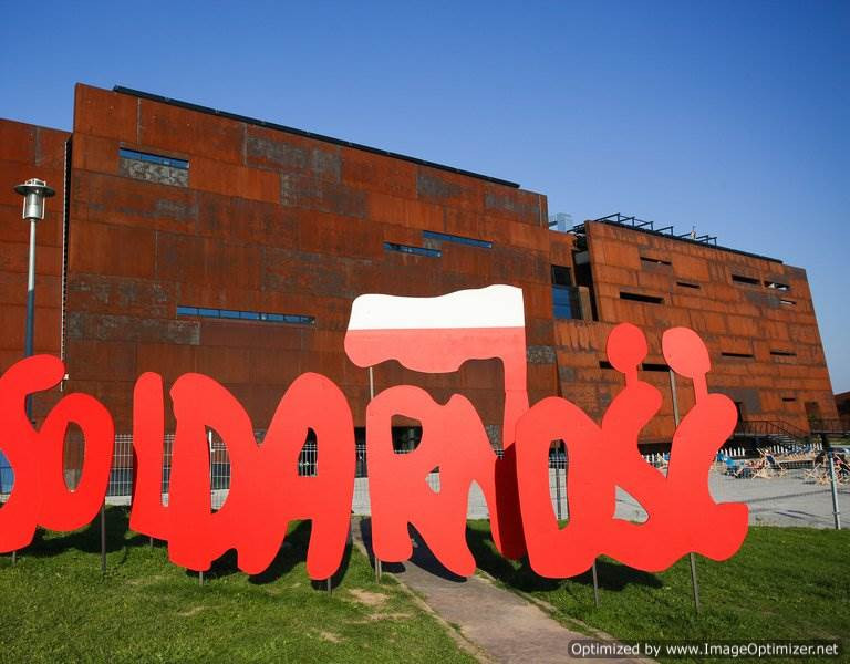 Gdansk Solidarity Centre