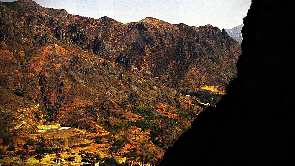 Mountains, Nagorno-Karabakh, Armenia