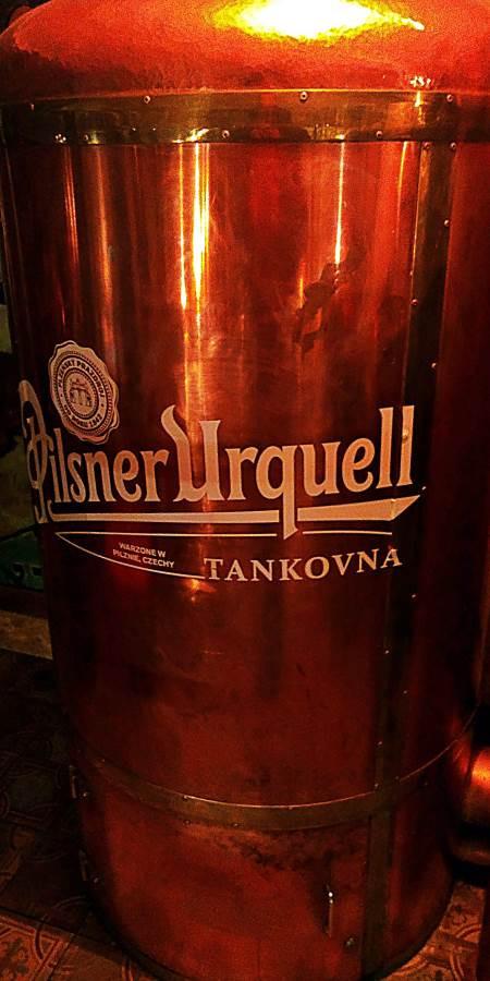 Hevre, Krakow - beer