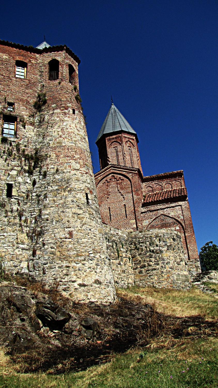 Gremi Citadel, Kakheti region, Georgia