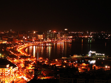 Caucasian Daze (Part 6/9) - Azerbaijan: Bad Vibes In Baku