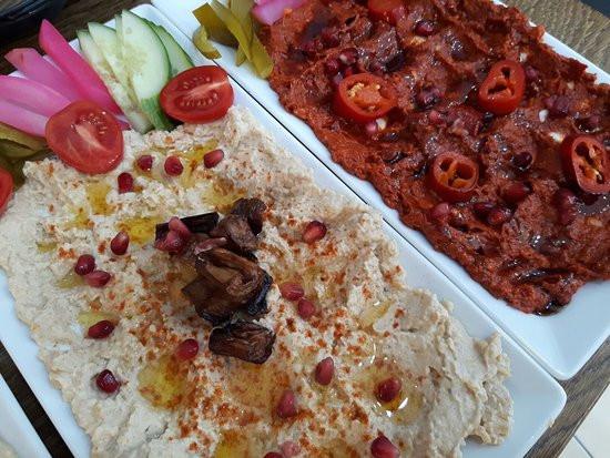 Sham Falafel, Krakow - food