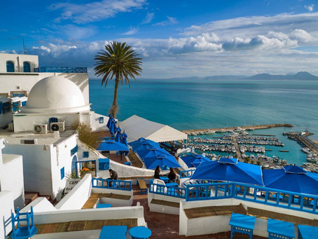 Tunisia in a Month (Part 2): Carthage and Sidi Bou Said