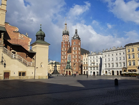 Kraków in the Time of Corona (Part 1)