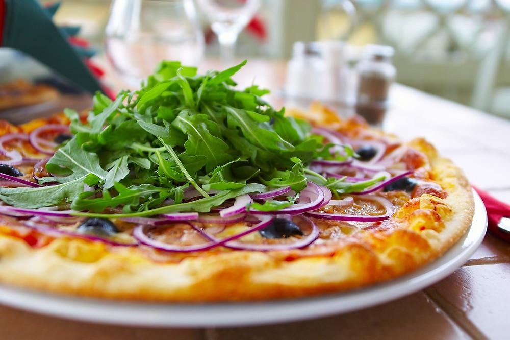 Il Xalzone - food