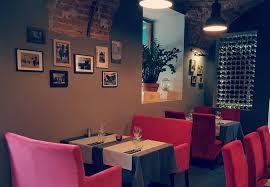 Qrudo restaurant - interior