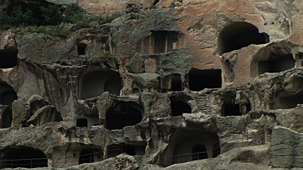 Caves of Vardzia, Georgia